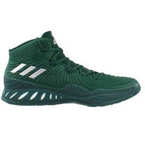 Adidas Green Crazy Explosive Basketball Sneaker 15